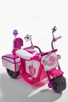 Princess Ride-On 6V Battery Powered Electric Bike