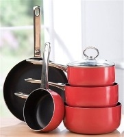 Saucepans & Oven Dishes