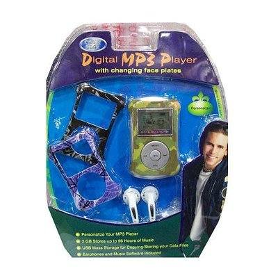 Digital MP3 Player With 3 Changing Face Plates £19.99