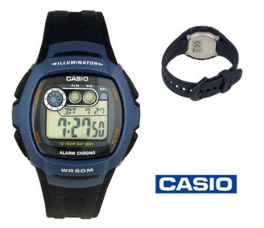 CASIO Casual Sports Watch W 210 1BVEF Fashion Watches  £18.99