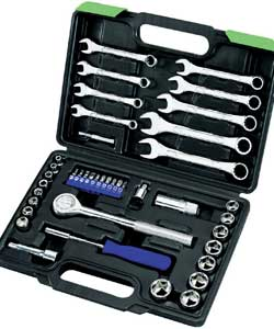 Challenge Xtreme 41 Piece Socket and Wrench Set.