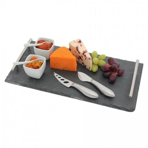 Natural Life 7pc Cheese Set