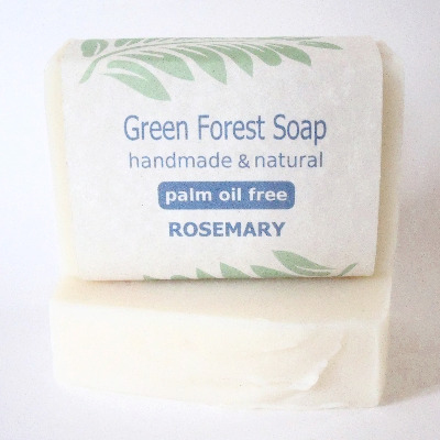 Rosemary Essential Oil Soap