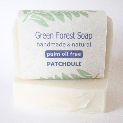 Patchouli Essential Oil Soap