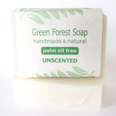 Unscented Soap - totally plain and pure