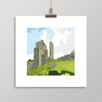 Corfe Castle I