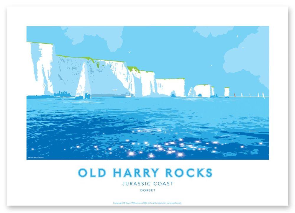 OLD HARRY ROCKS III
