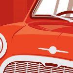 Mini Cooper (RED)