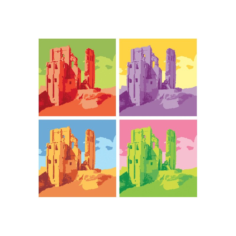 Corfe Castle V