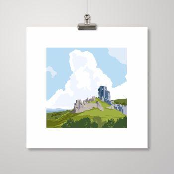 Corfe Castle II