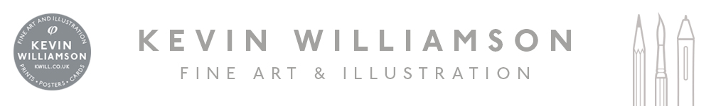 Kevin Williamson, site logo.
