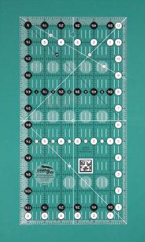 CGR612 Non slip 6½'' x 12'' Ruler