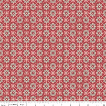 Beaujolais from Penny Rose Fabrics C5113 RED