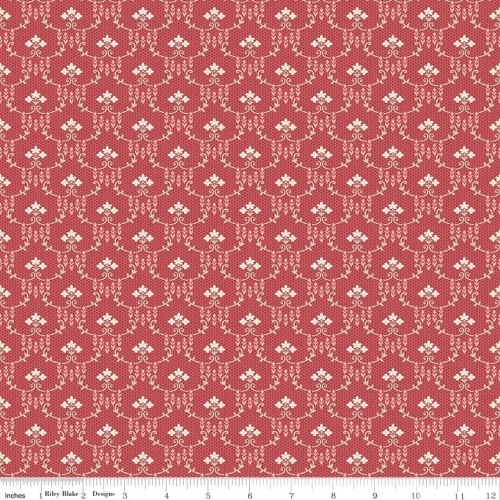Beaujolais from Penny Rose Fabrics RBC5114RED