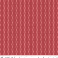 Beaujolais from Penny Rose Fabrics C5115RED
