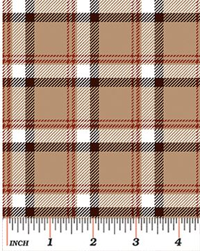5019-70 Best In Show Classic Plaid 5019 – 70 Tan