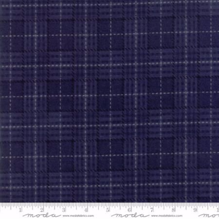 1194-12F Wool Needle IV Denim Blue
