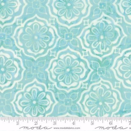 27250-279 Latitude Treasure Ocean Aqua