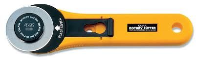 RTY-2-G OLFA Rotary Cutter 45mm Straight