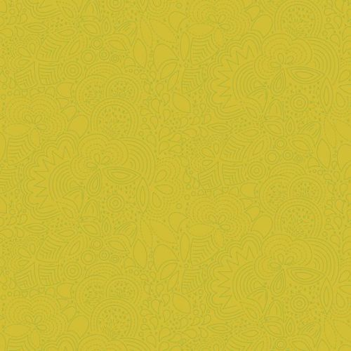 A-8450-V Seventy Six Stitched in Chartreuse Green-Yellow