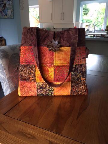 Make a 'Shades of Grey' Bag Tuesday 21st February