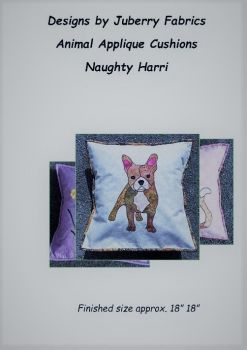 Naughty Harri by Juberry Fabrics
