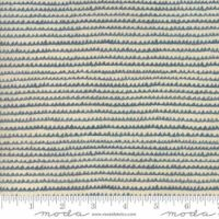1426-20 Aubade Song To The Dawn - Day Dawn Wavy Stripes Multi