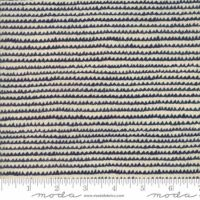 1426-21 Aubade Song To Dawn - Night Dawn Dawn Wavy Stripes Multi