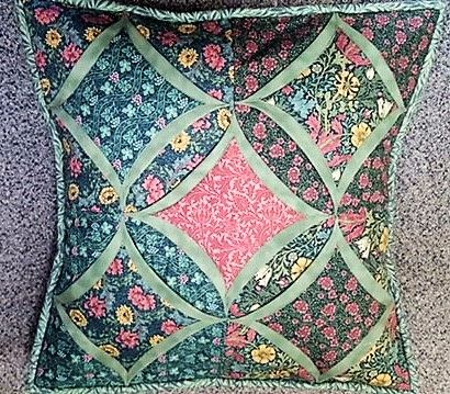 Chapel Window Cushion Workshop - 2 dates available