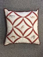 Cat Chapel Window Cushion Pattern by Juberry Designs