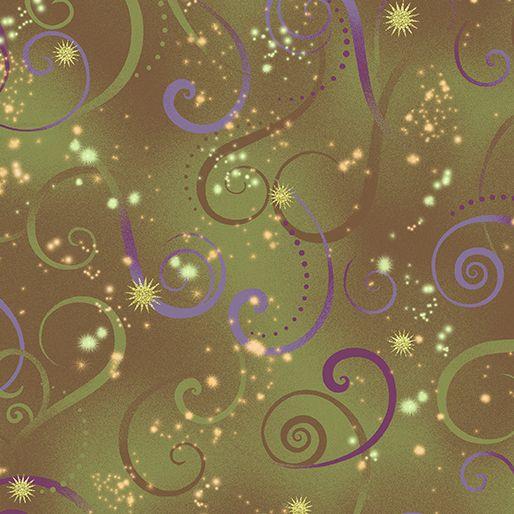 8500M-49 Swirling Sky Olive
