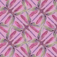 8502M-06 Pinwheel Geo Lilac