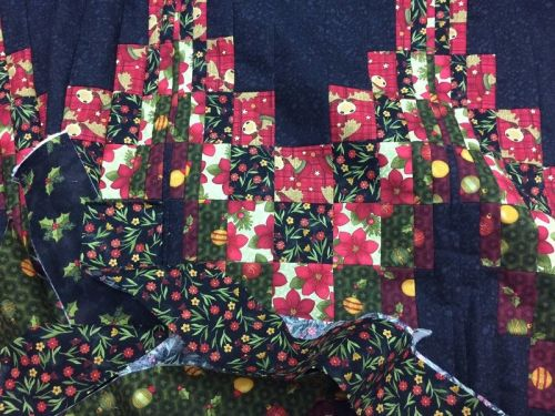 Bargello Christmas Table Runner Workshop - 2 dates available