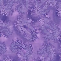 SRK-16484-6 La Scala 7 Fauna on Purple