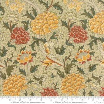 7300-12 Parchment Natural Floral