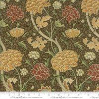 7300-13 Sepia Tan Large Floral