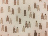Polar Bear Pals in Natural created by Atuko for Hishiei-Shoji