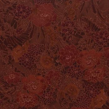 3209-002 Rust Miyako by Jinny Beyer