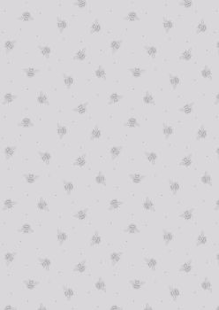 A285.1 - Bees on grey