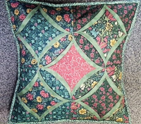 Chapel Window Cushion Pattern by Juberry Designs