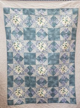 Birds and Butterfly Quilt Pattern