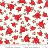 13170-12 Berry Burst Snow Seasonal White Return to Winter's Lane