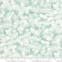 13175-12 Pine Branches Seasonal Mint Aqua
