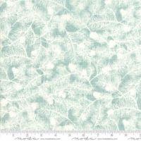 13175-12 Pine Branches Seasonal Mint Aqua