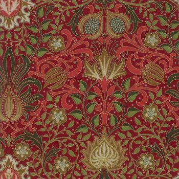 7311-14m Morris Holiday Crimson Red Metallic