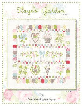 AQ-509 Floyes Garden Pattern
