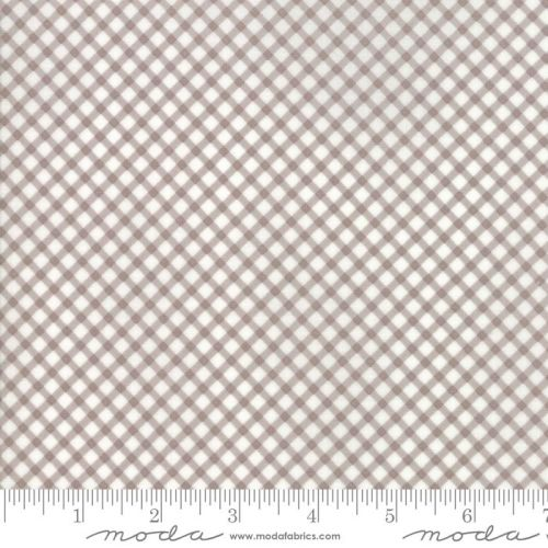 18676-18 Amberley Checked Pebble Grey