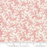 44194 11 Porcelain Floral Pink Red
