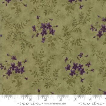 2221 13 Jan Patek Floral Violet Ferns Light Green