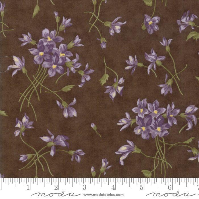2220 15 Jan Patek Floral Violet Spray Brown